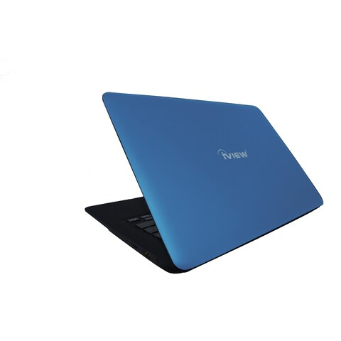 "IVIEW 1330NB Blue color 13.3"" Screen, 1366*768 High Resolution, Intel Quad Core, Cherry Trail Z8300, 1.44 GH, Windows 10 LAPTOP"