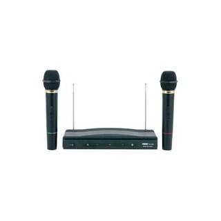 Bundle City Naxa Professional Wireless Karaoke 2 Microphone System