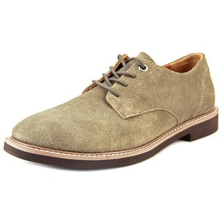 Tommy Hilfiger Seaside Round Toe Suede Oxford