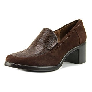 Aerosoles Heartthrob Women  Round Toe Leather Brown Loafer