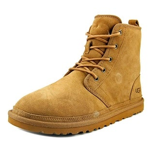 Ugg Australia Harkley Men Round Toe Suede Boot