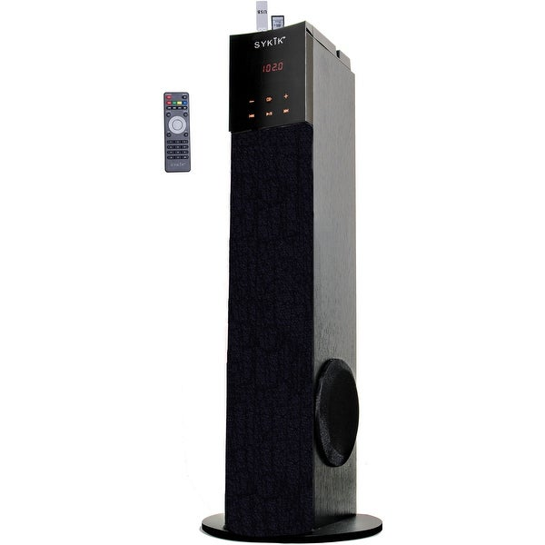 Sykik Tower TSME24 Powerful Bluetooth Tower Speaker with FM, SD,