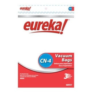 Eureka 68937-6 Replacement Vacuum Bag, CN-4