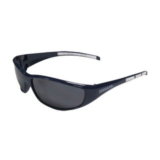 NCAA BYU Brigham Young University Cougars Wrap 3 Dot Sunglasses