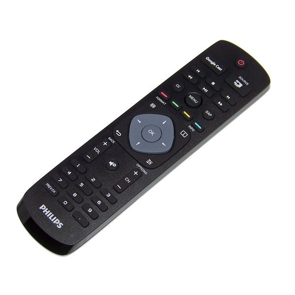 NEW OEM Philips Remote Control Originally Shipped With 65PFL6621