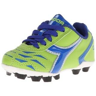 Diadora Capitano MD Jr Soccer Shoe (Little Kid/Big Kid) - 6 m us big kid