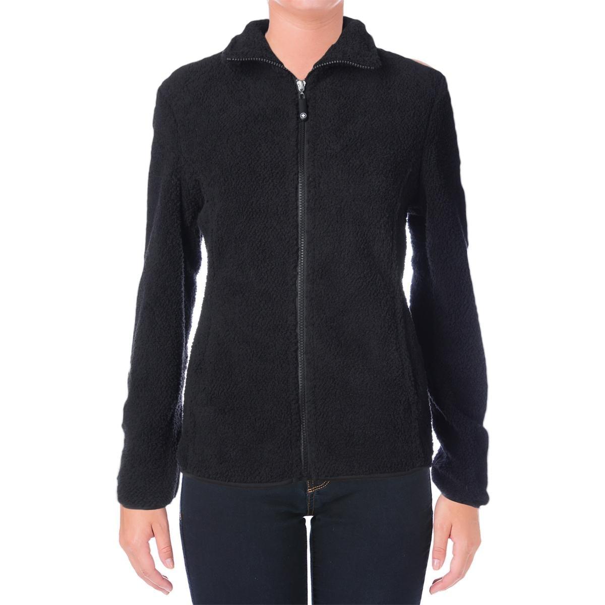 Halifax Womens Jacket Fleece Zip Front - Thumbnail 0