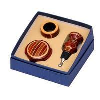 VinoStrumenti VSGS3PCFCS4 3 Piece Wine Gift Set