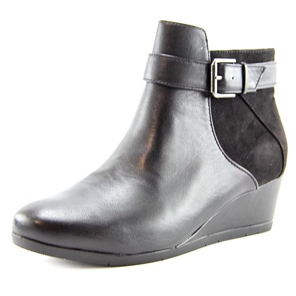 Giani Bernini Chelseaa Women Black Boots