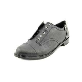 BCBGeneration Bedford Women  Round Toe Synthetic Black Loafer