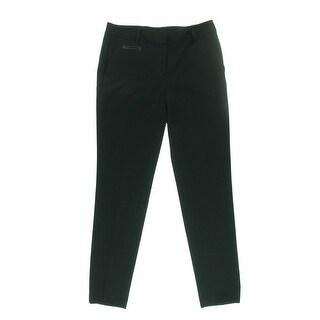 Jones New York Womens Grace Natural Fit Tapered Dress Pants - 2