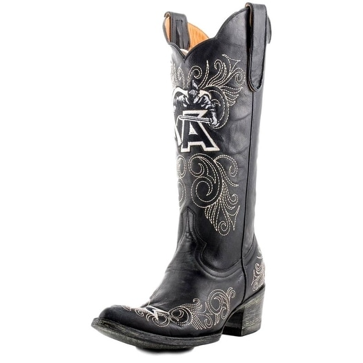 Gameday Boots Womens College Team Army Black Knights Black