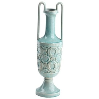 "Cyan Design 8698 August Sky 24"" Tall Ceramic Vase"