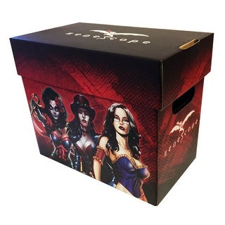 Zenescope Licensed Comic Book Storage Box Grimm Fairy Tales - Robyn Hood