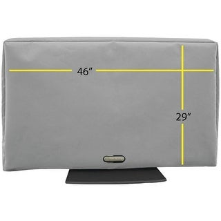 """Solaire Sol 46G 46""""-52"""" Outdoor Tv Cover"""