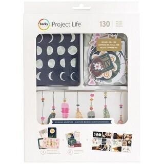 Project Life Value Kit 130/Pkg-Bohemian