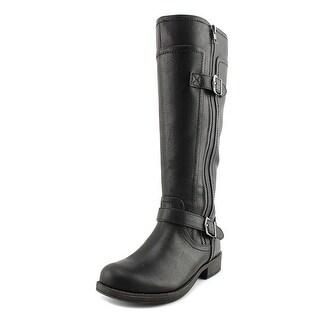 Dakota Chase Iris Women  Round Toe Synthetic  Knee High Boot