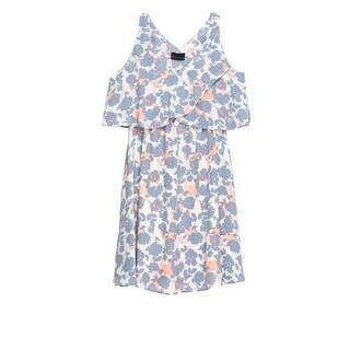 Bobeau Lane Woven Dress Plus Size