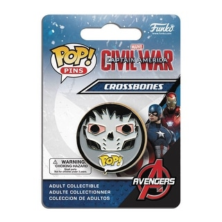 Marvel's Captain America: Civil War POP Pins: Crossbones