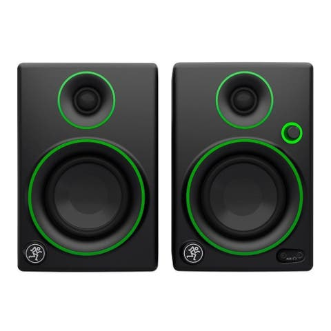 Mackie CR4 4-inch Multimedia Monitors (Pair)