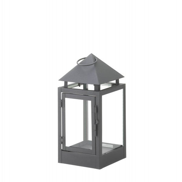 Set of 2 Apex Small Candle Lanterns