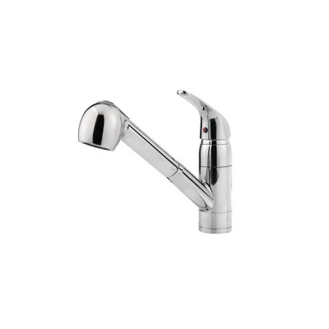 Pfister G133-10 Pfirst Pullout Spray Kitchen Faucet