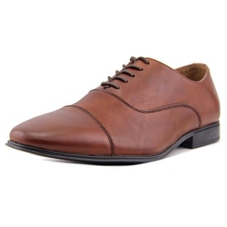 Giorgio Brutini Severin Men Cap Toe Leather Tan Oxford