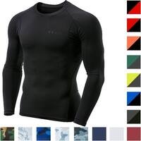 Tesla MUD11 Baselayer Cool Dry Long Sleeve Compression Shirt