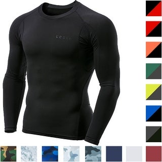 Tesla MUD11 Baselayer Cool Dry Long Sleeve Compression Shirt