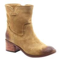 Diba True Women's West Haven Ankle Boot Cognac Suede