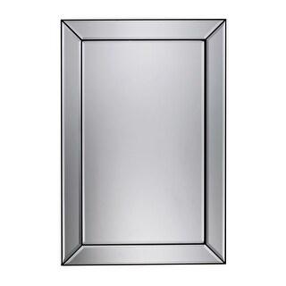 Sterling Industries DM2031 Rangely Rectangular Mirror - Clear - N/A