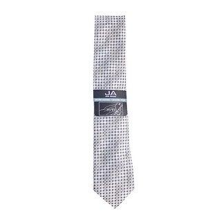 John Ashford Silver Small Grid Tie OSFA