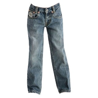 Cinch Western Denim Jeans Little Boys White Label