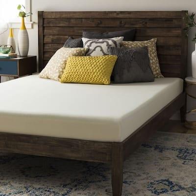 6 inch Memory Foam Mattress By Crown Comfort