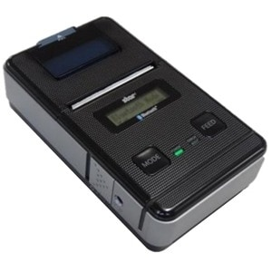 Star Micronics 39630810 Star Micronics SM-S220i-DB40 Direct Thermal Printer - Monochrome - Portable - Receipt Print - 1.89