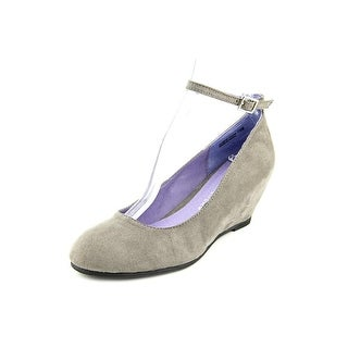 Chinese Laundry Always Yours Open Toe Synthetic Wedge Heel