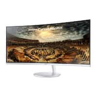 "Samsung CF791 34"" Curved Widescreen Monitor Curved Widescreen Monitor"