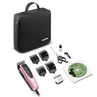 Andis Company 60105 Pink Easy Clip Versa Interchangeable Blade Clipper Kit
