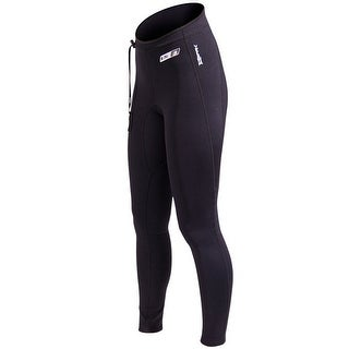 NeoSport 1.5mm Neoprene X-Span Dive Pants - Black
