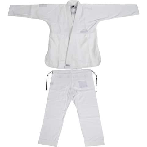 Tatami Fightwear Signature Classic BJJ Gi - White