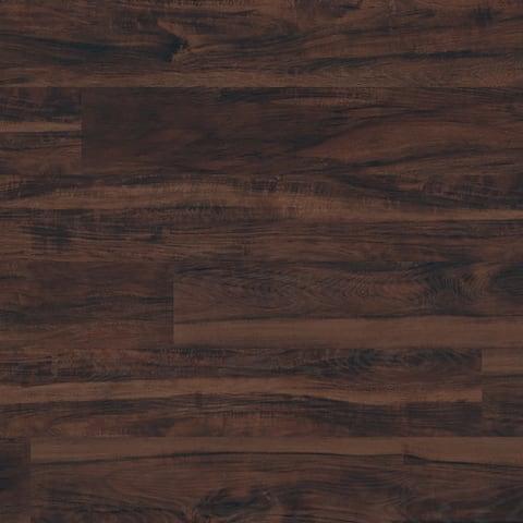 "MSI VTG7X48-2.5MM-20MIL-ACA Wilmont 7-3/8"" Wide Waterproof Smooth Acacia-Imitating Luxury Vinyl Planks - Burnished Acacia"