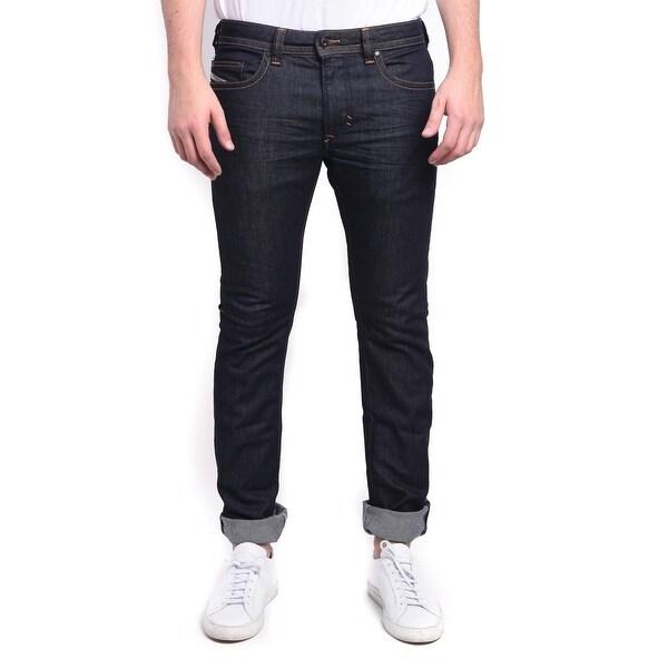 Diesel Thavar Men's Slim-Skinny Stretch Denim Jeans 0R8J4