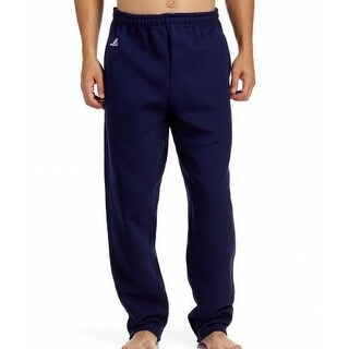 Russell NEW Blue Mens Size Small S Pull-On Drawstring Pants Stretch