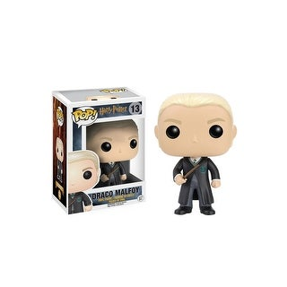 Funko POP Harry Potter - Draco Malfoy Vinyl Figure - Multi