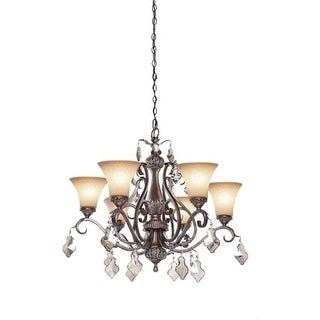 Artcraft Lighting AC1466 6 Light Chandelier from the Concord Collection