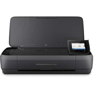 HP CZ992A#B1H Multifunction Printer w/ 4 Ink Cartridges: Black, Cyan, Magenta & Yellow|https://ak1.ostkcdn.com/images/products/is/images/direct/c21bb57f5b10da4ea1bedf2eae5d072126c73e8a/Hewlett-Packard-Officejet-250-Mobile-AIO-Printer-CZ992A-B1H-Officejet-250-Mobile-AIO-Printer.jpg?impolicy=medium