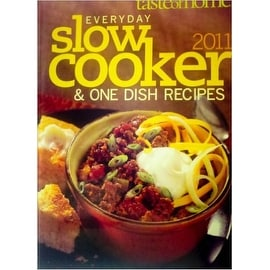Everyday Slow Cooker & One Dish Recipes (Taste of Home) [Hardcover] [Jan 01, 2011] Misc