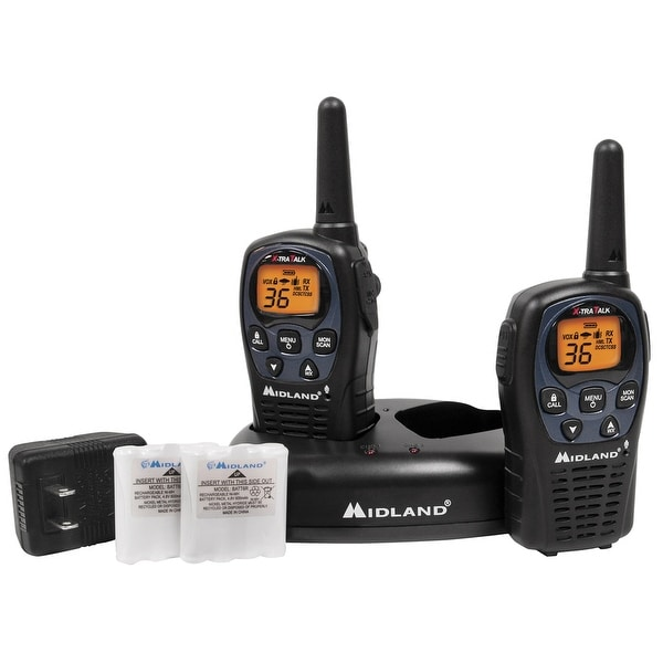 Midland Radio Corporation - Lxt560vp3 - Lxt560vp3 2Way Radios 22Ch Blk