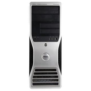 Dell Precision T3400 Workstation Tower Intel Core 2 Duo E7600 3.0G 4GB DDR2 160G Windows 7 Pro 1 Year Warranty (Refurbished)