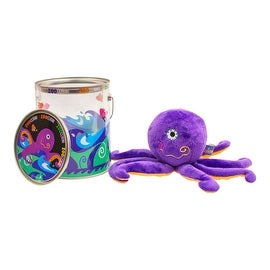 Zoocchini Ollie the Octopus Bucket Friends